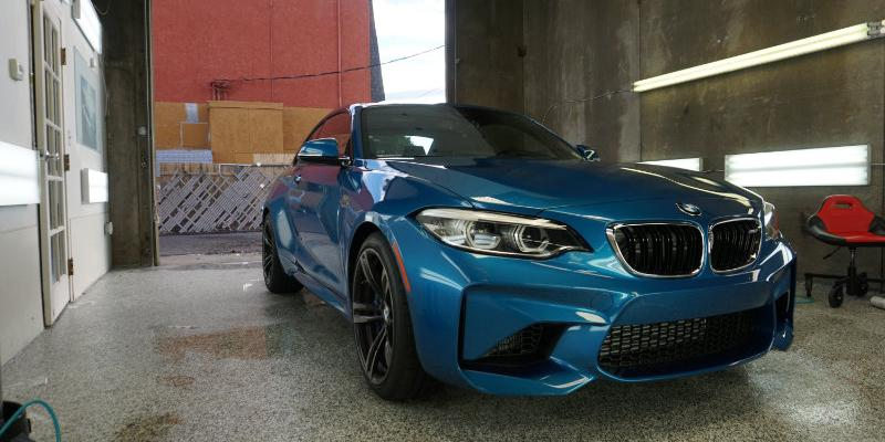 BMW M2 Ultimate pkg